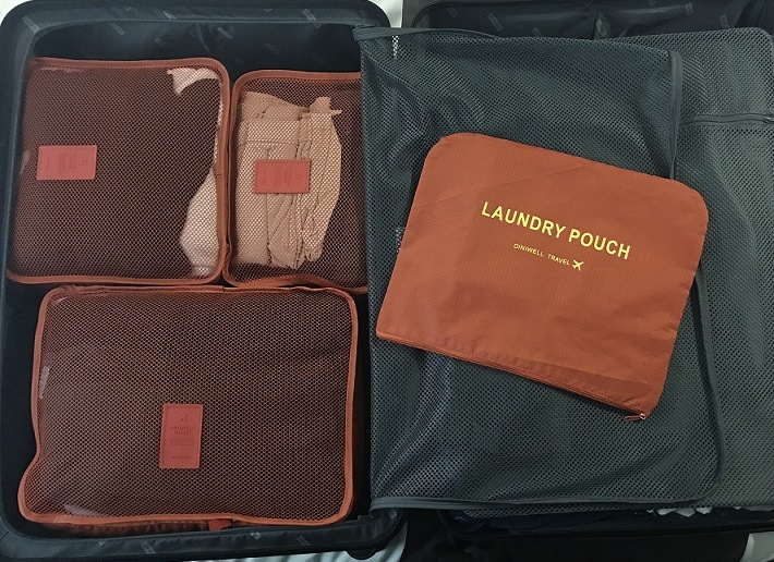 Travel Luggage and Accessories -Organizer