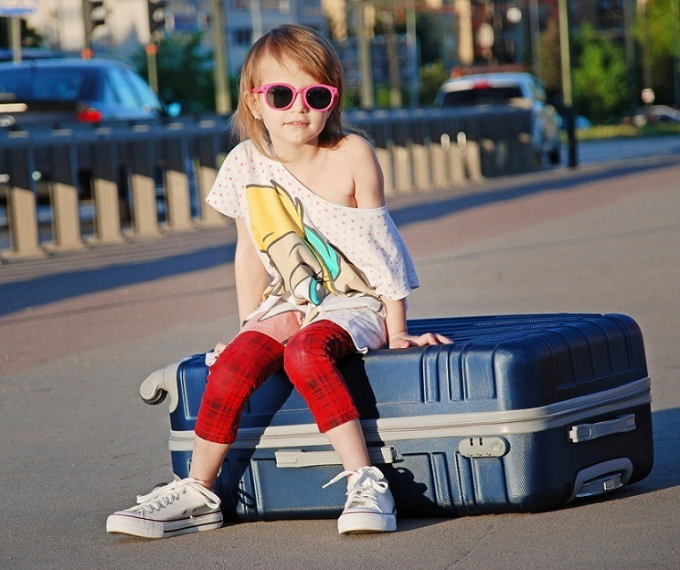 Travel Luggage and Accessories -Suitcase