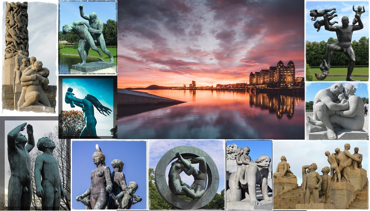 Best Places to Visit in Northern Europe - oslo