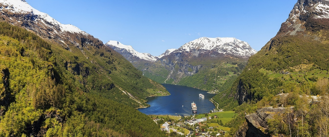 Best Places to Visit in Northern Europe - Geirangerfjord