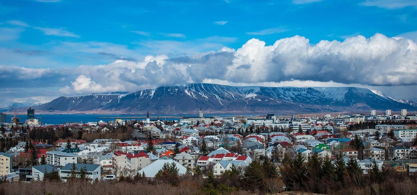 Best Places to Visit in Northern Europe - reykjavik