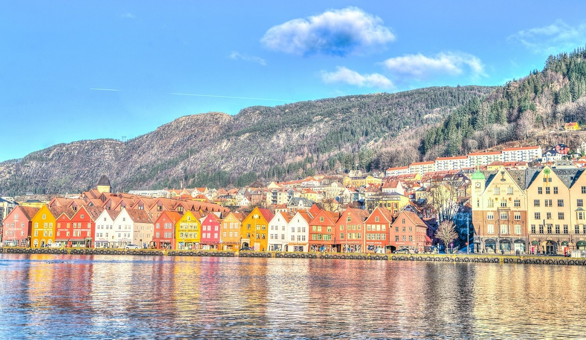 Best Places to Visit in Northern Europe - bergen