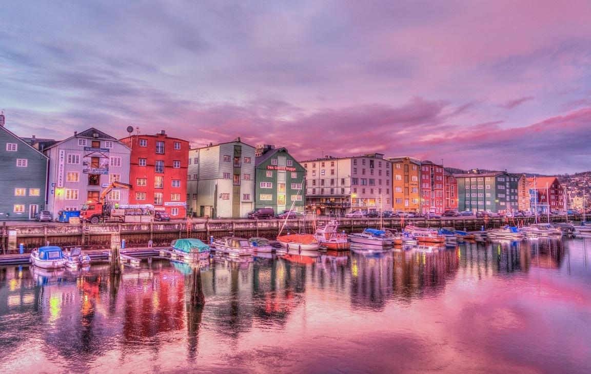 Best Places to Visit in Northern Europe - Trondheim
