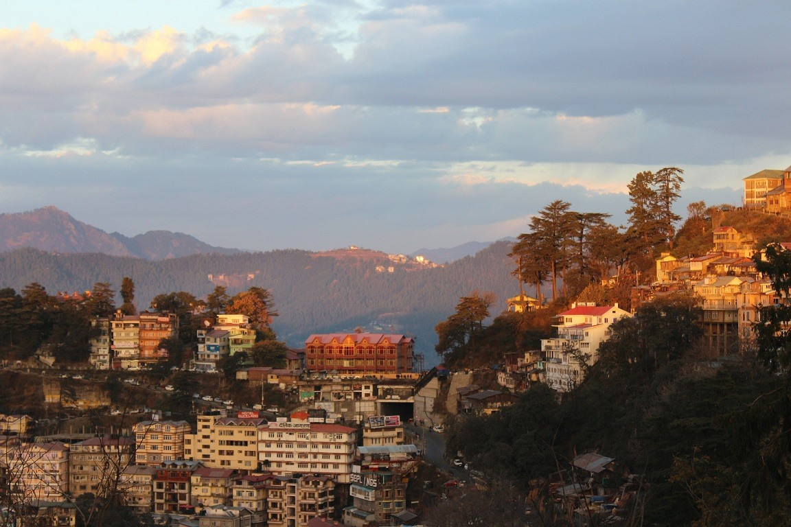 Shimla is one of the Best Places to Visit in the Summer in India