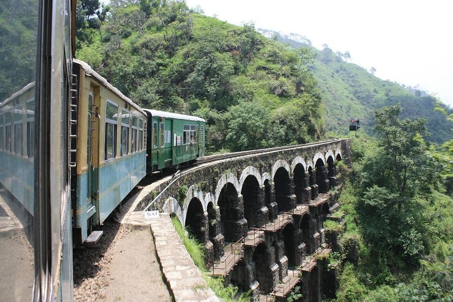 Joyride - From Kalka to Shimla