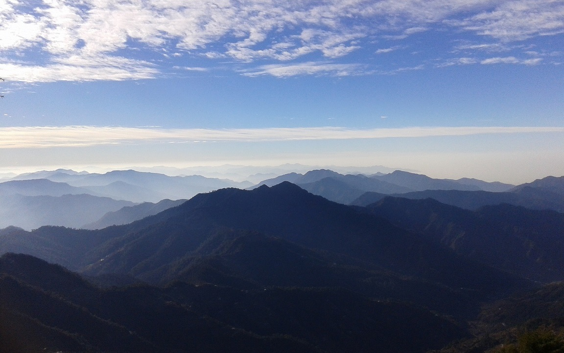 Mussoorie - Best Places to Visit in the Summer in India