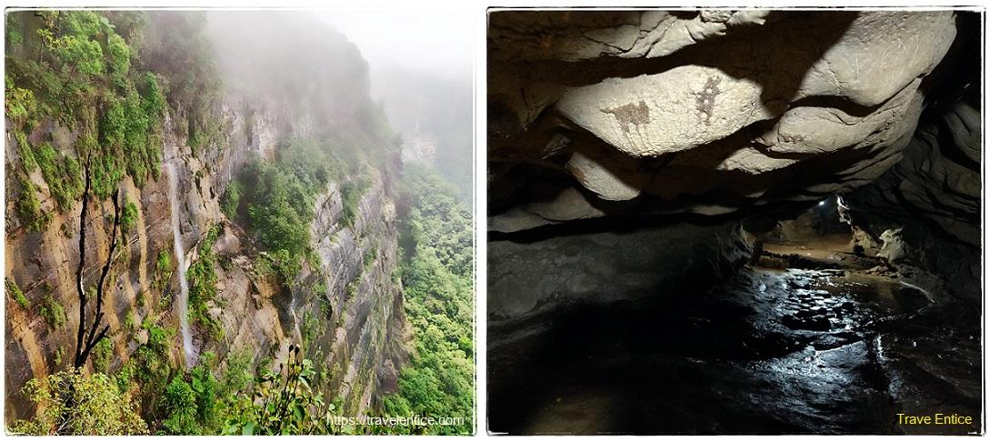Cherrapunji Tourist Places - Arwah Cave
