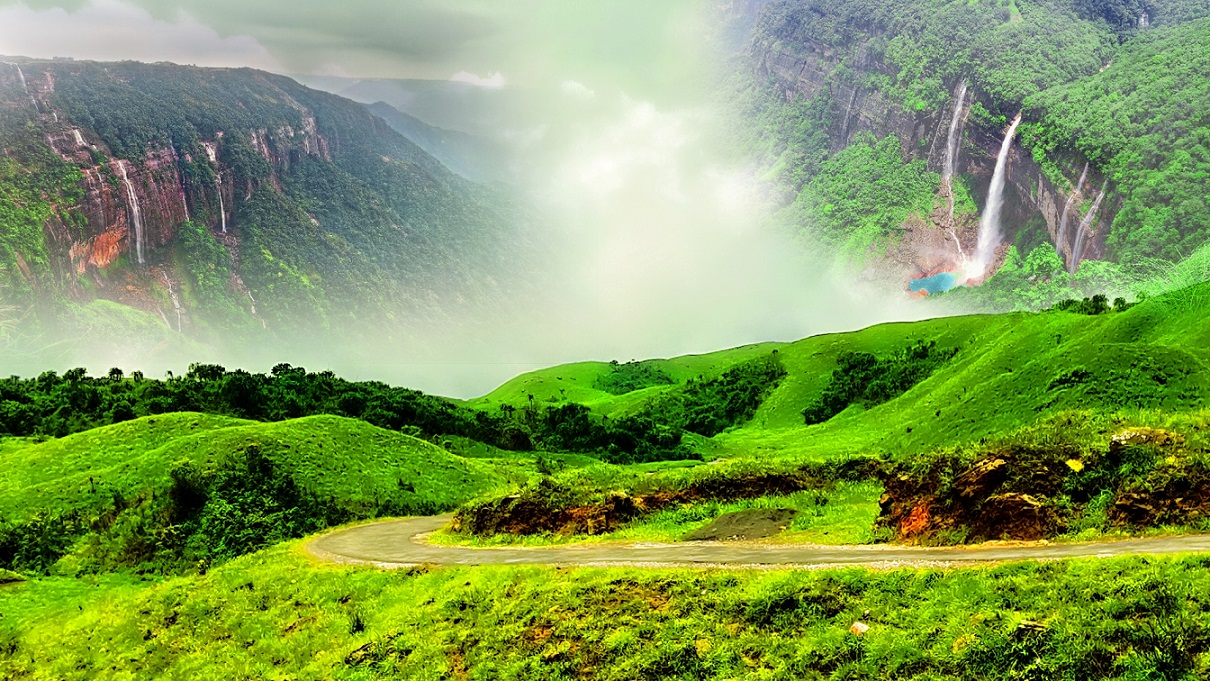 Top 9 Cherrapunji Tourist Places You Shouldn't Skip