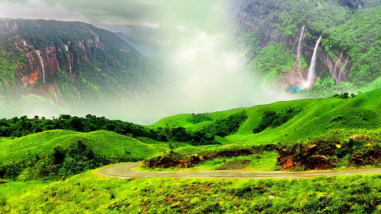 Read more about the article Top 9 Cherrapunji Tourist Places You Shouldn't Skip