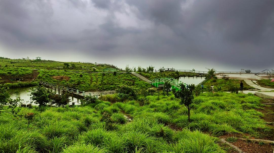 Cherrapunji Tourist Places - Eco-park