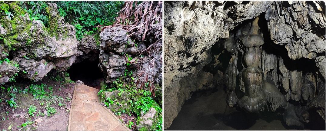 Mawsani Cave - Cherrapunji