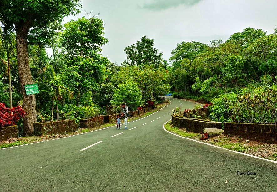 Mawlynong - The Cleanest Village in Asia - a glimpse