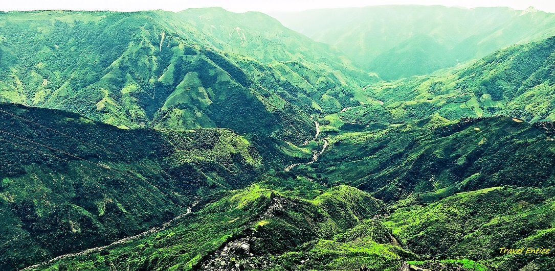 Places to visit in shillong - Laitlum