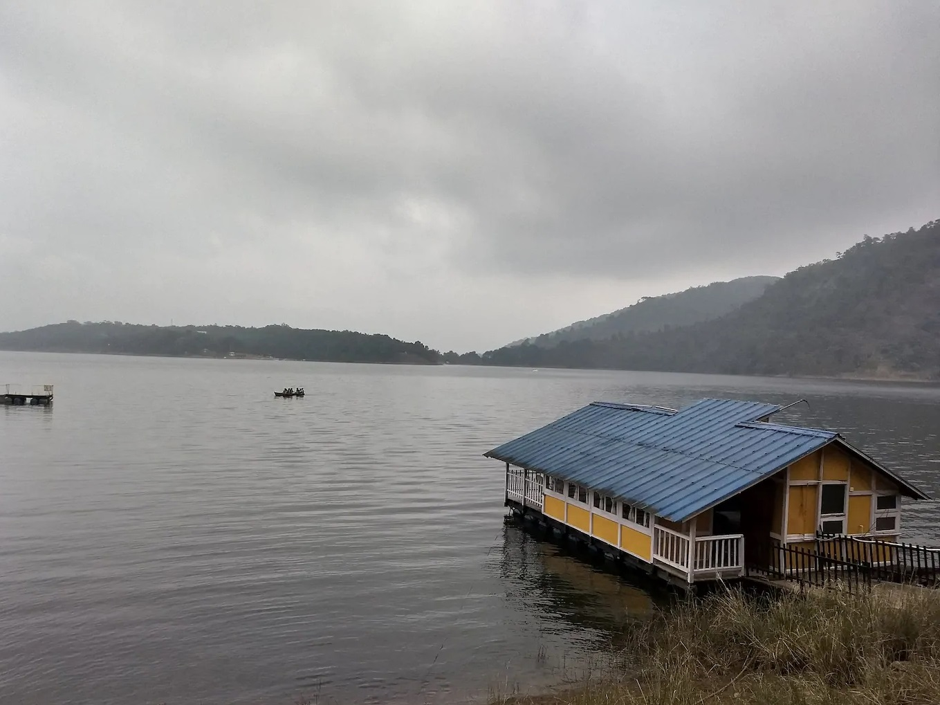 Places to visit in Shillong - Lumpongdeng Island