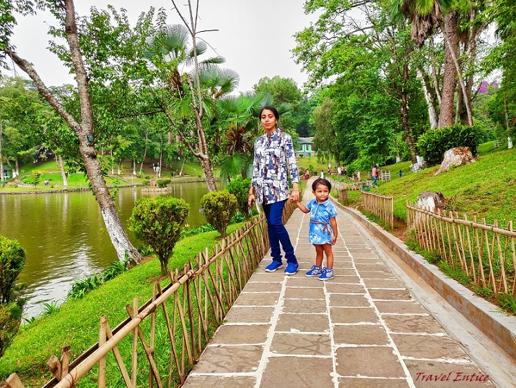 Best places to visit in Shillong - Wards Lake 3