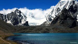 Gurudongmar Lake at Sikkim
