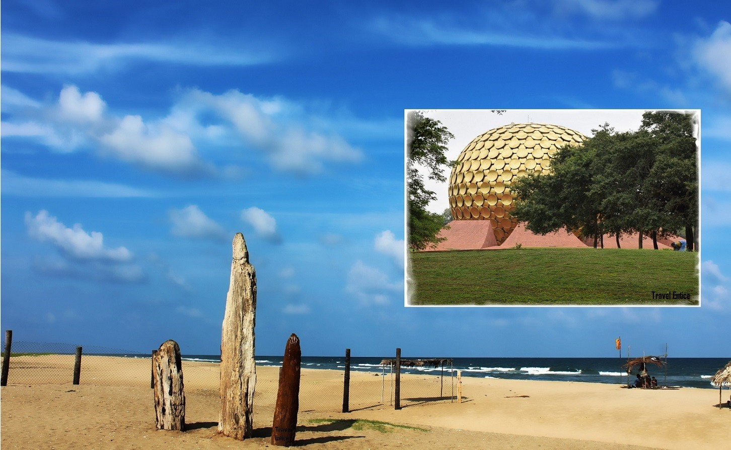 Things to Do in Pondicherry – A Travel Guide to Explore Paradise Beach to Auroville
