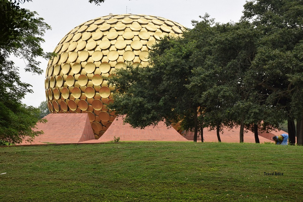 Things to Do in Pondicherry – Auroville