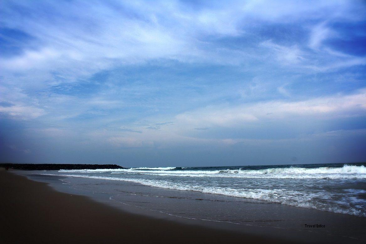 Things to Do in Pondicherry – Serenity Beach