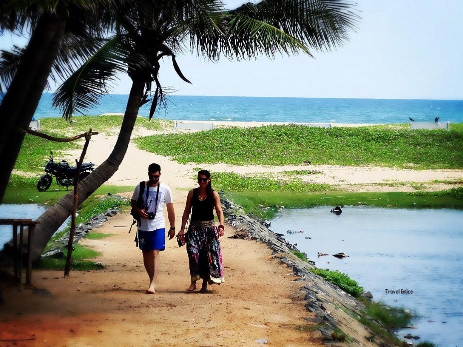 Things to Do in Pondicherry – Veerampattinam Beach