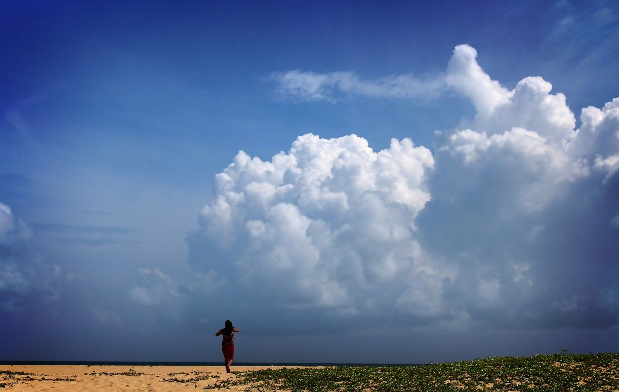 Things to Do in Pondicherry – at Veerampattinam Beach