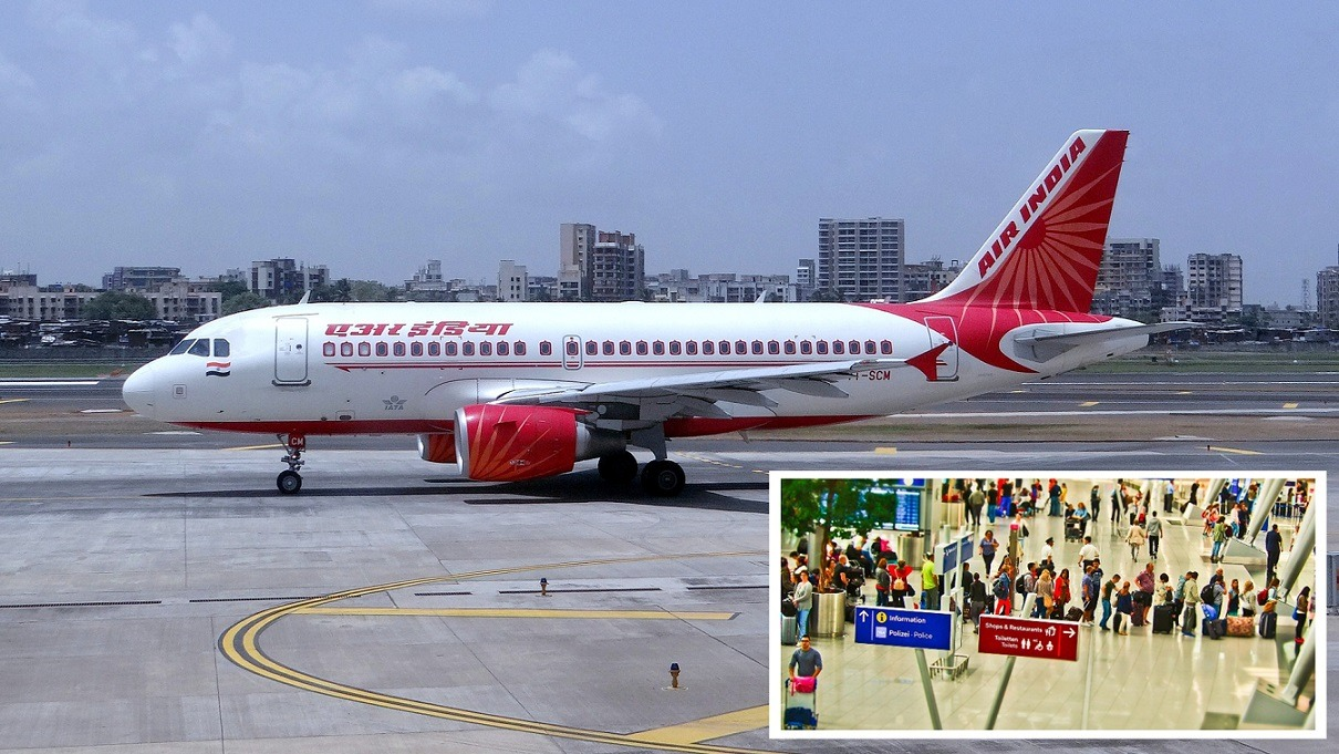 Airline Luggage Size Restrictions on Indian Flights