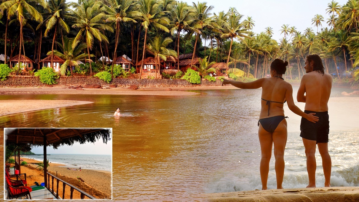 Read more about the article Amazing Cola Beach in Goa
