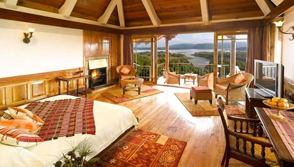 Best hotels in Shillong - Ri Kynjai Serenity by The Lake