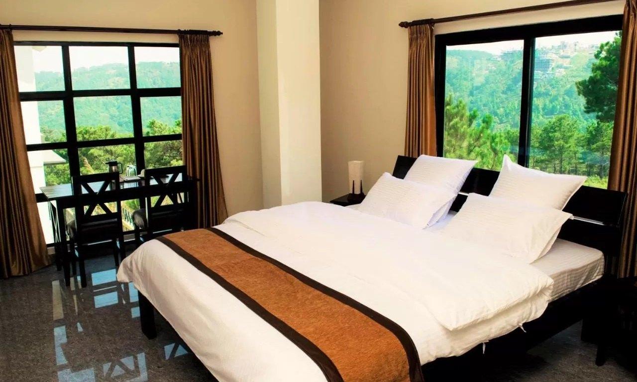 Best hotels in Shillong - Da Blanche.