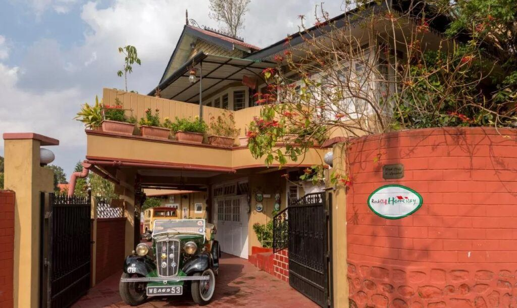 Best hotels in Shillong -Rock-Cliff