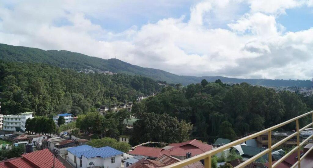 Best hotels in Shillong - Hotel Woodland