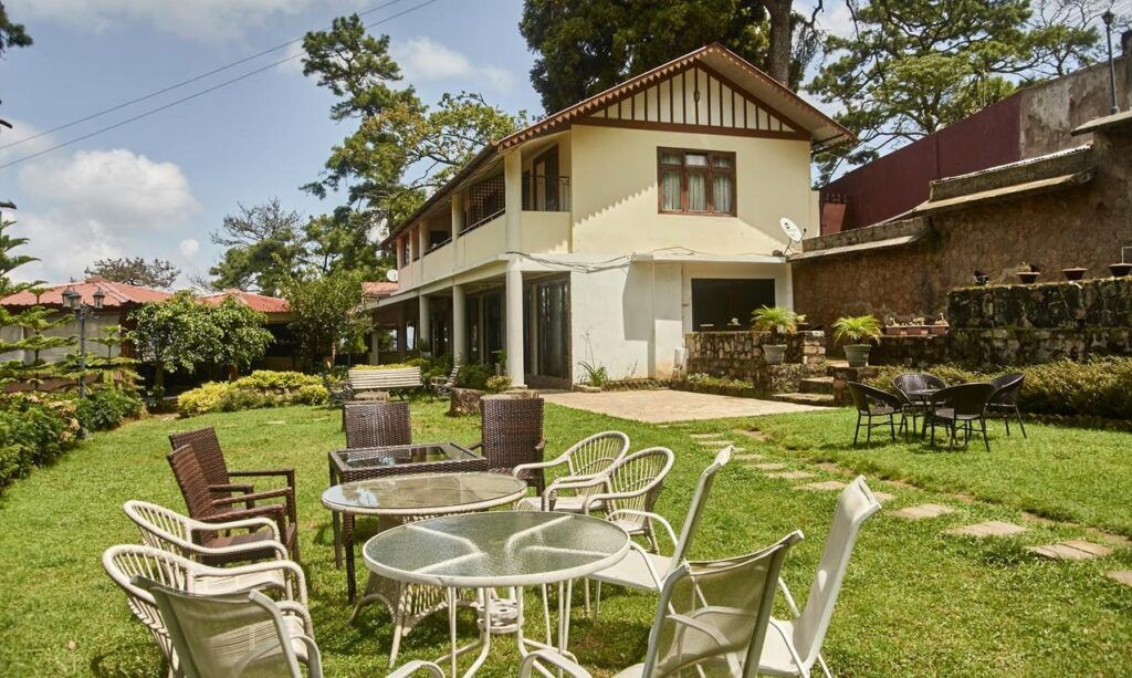Best hotels in Shillong - The Heritage Club-Tripura Castle