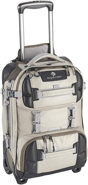 Best Suitcases for Air Travel - Eagle creek