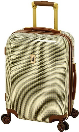 Best Suitcases for Air Travel - LONDON FOG Cambridge