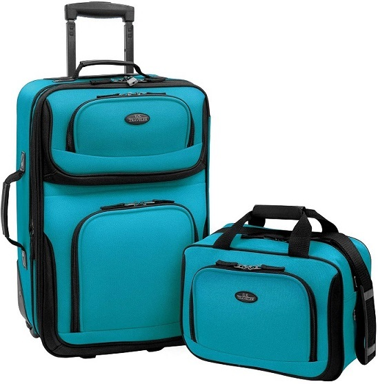 Best Suitcases for Air Travel - US traveler