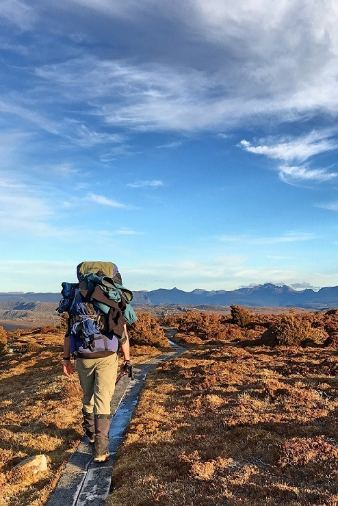 Camping and Hiking Backpack