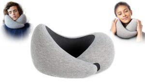 Read more about the article Ostrich Pillow Go Review – One of The Best Travel Pillows I ever used!