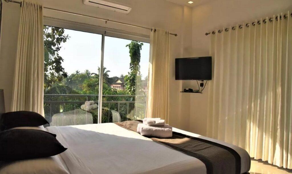 Arambol accommodation - Aaria Hills