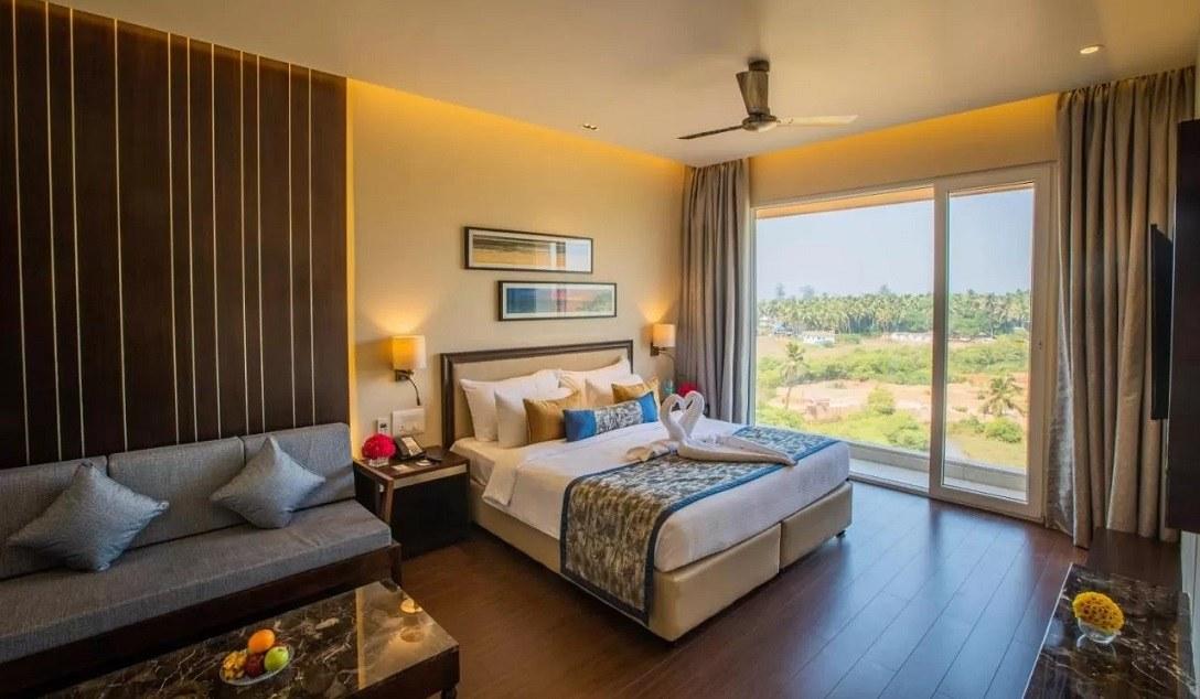 Arambol accommodation - Nanu Resort