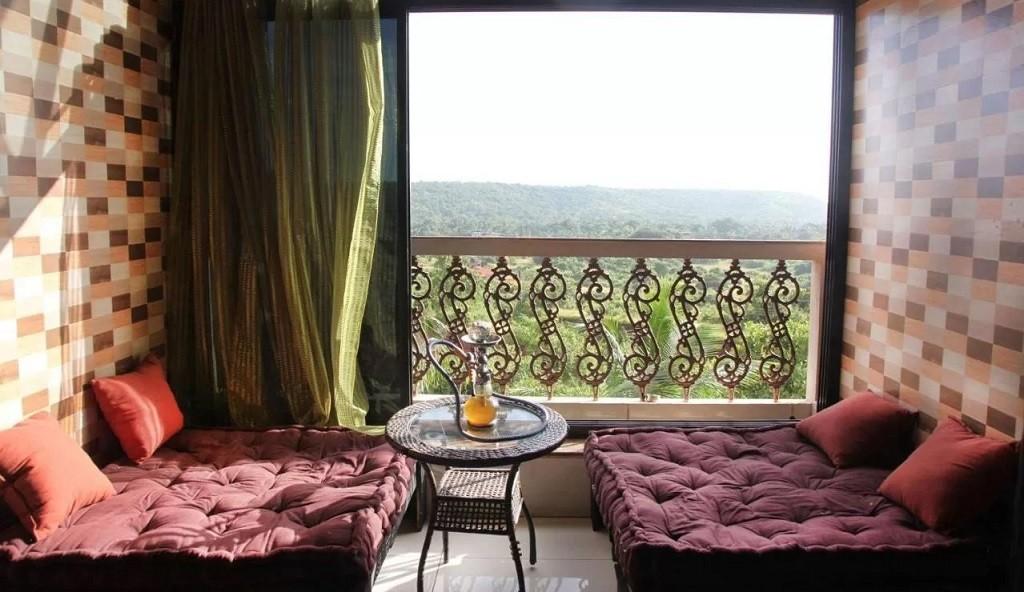 Arambol accommodation - The Wild Flower Studios
