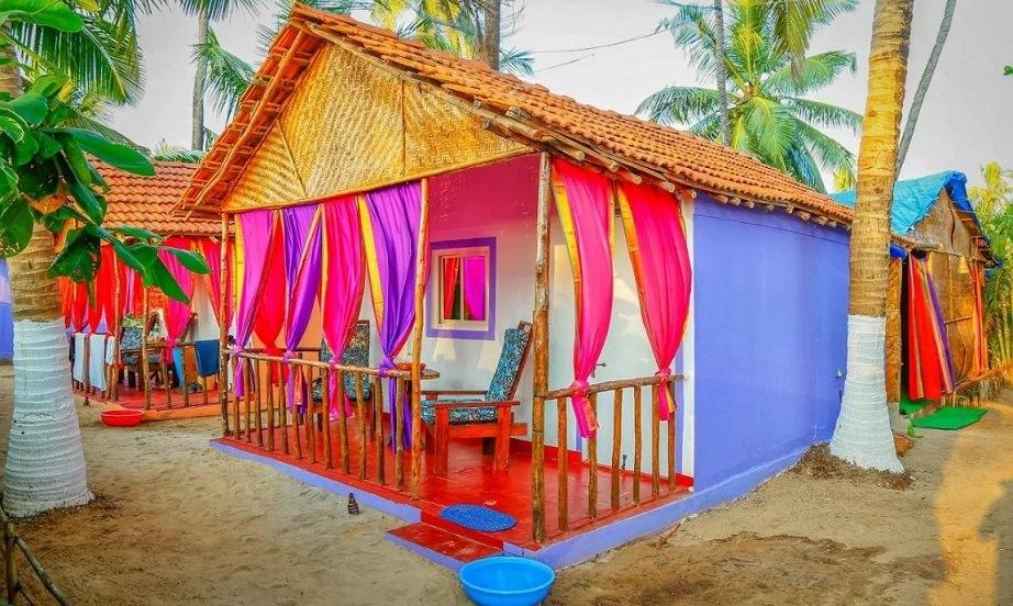 Top Arambol accommodation - GoYm Resort