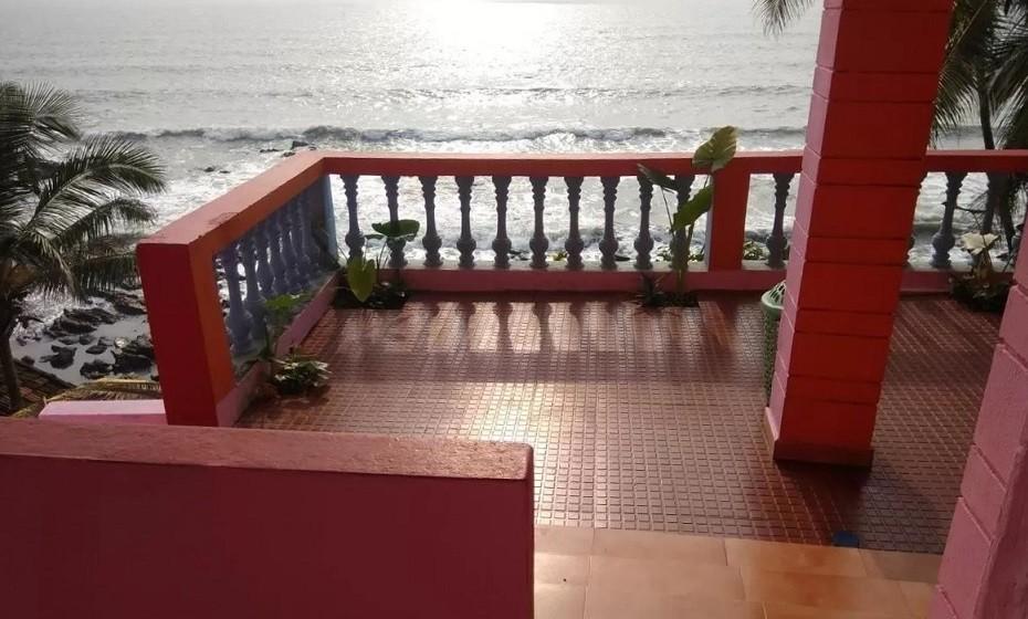 Arambol accommodation - Om Ganesh Naik Guest House