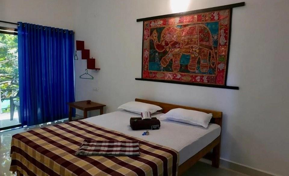 Arambol accommodation - Angelo's place