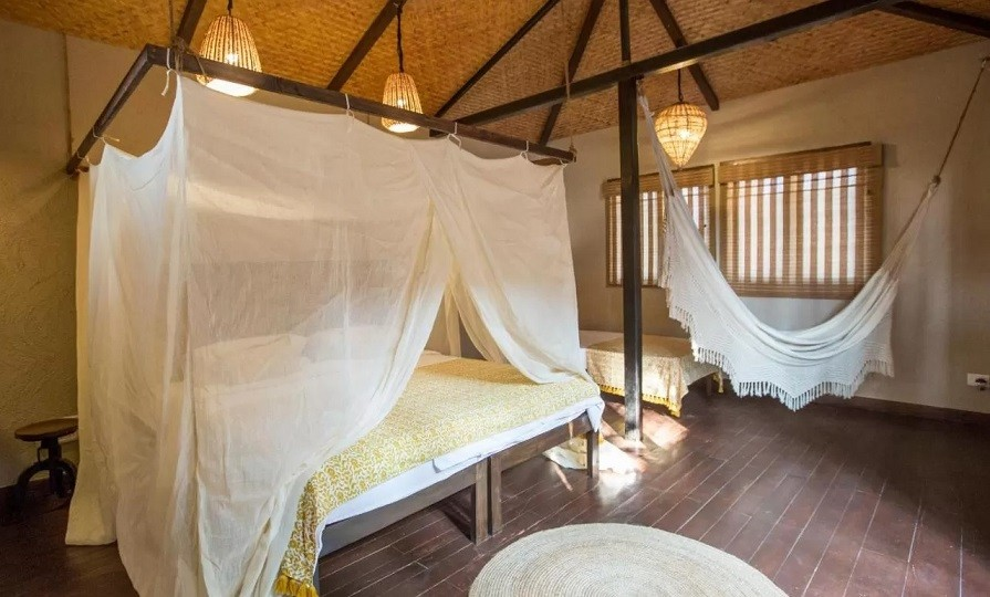 Best Resorts in Ashvem - Anhata retreat