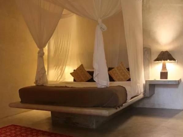 Best Resorts in Ashvem - Palm Grove beach resort