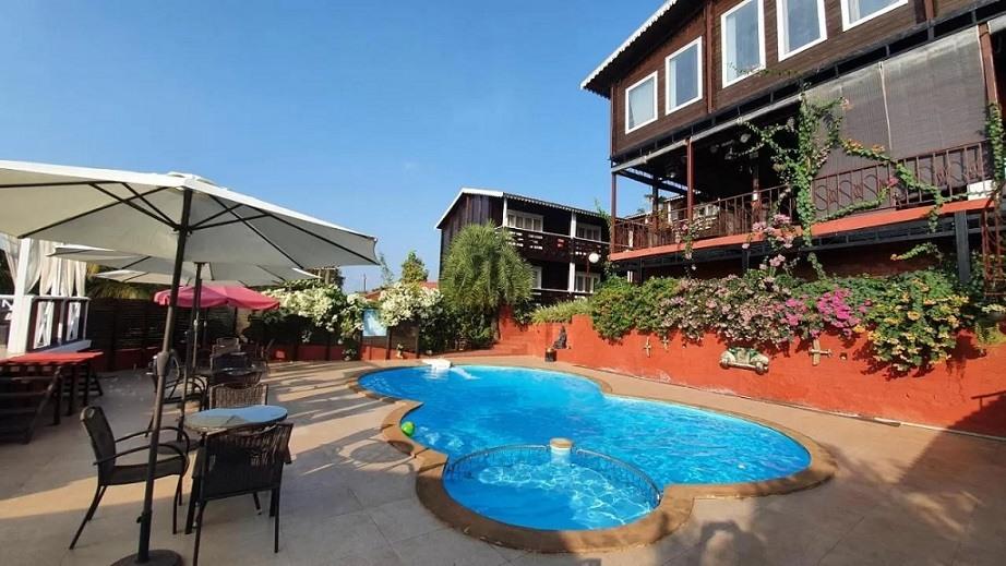 Best Resorts in Ashvem - The regalia signature resort
