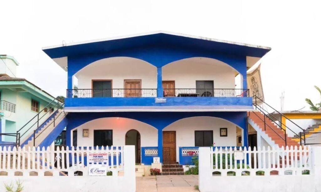 Best Resorts in Ashvem - Bittros