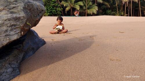 Unexplored Kakolem Beach in Goa 11