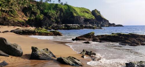 Unexplored Kakolem Beach in Goa: The Virgin Beauty at the Coast of South Goa