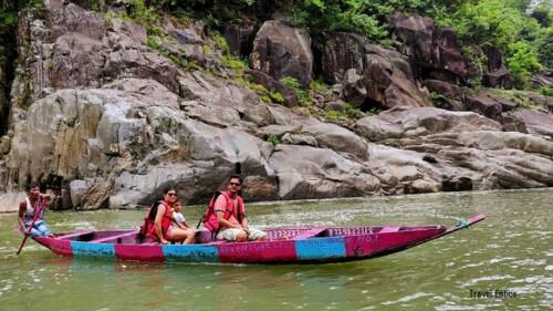 Awesome boating experience at Dawki in Meghalaya: